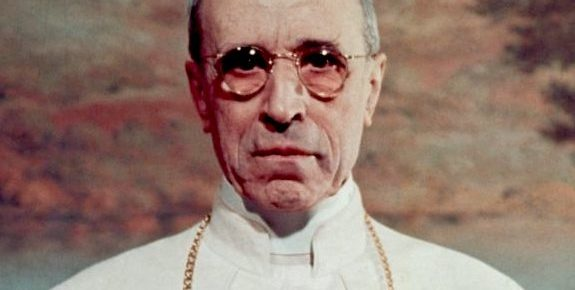 Vatican Finally Caves to Jewish Pressure to Open Archive of 'Hitler's Pope' Pius XII