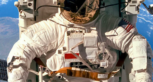 Space Travel Causing Massive Herpes Outbreak in Over 50% of Astronauts