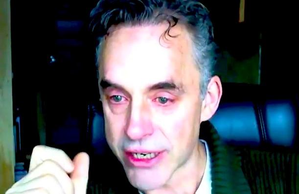 buty jesienne najniższa cena Najnowsza moda Judas Goat Jordan Peterson 'Mans Up' and Blames His Drug ...