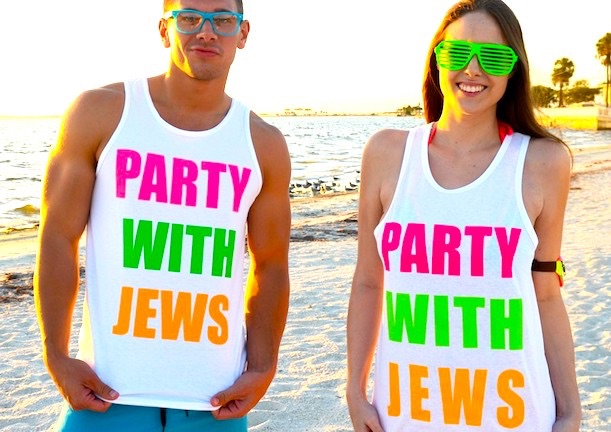 party with jews
